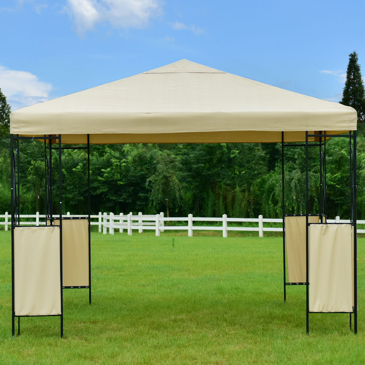outdoor garden ez patio awning best function concept portable tent up custom canopies pop modern and cover logo canopy china