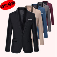 New british blazer designs mens blazers casual men suit jacket slim fit blazers luxury men clothing Single Button