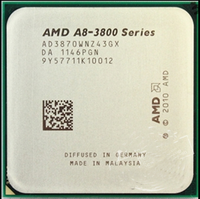 AMD A8 Quad Core A8 3870K 3 GHz 4 (AD3870WNGXBOX) Prozessor