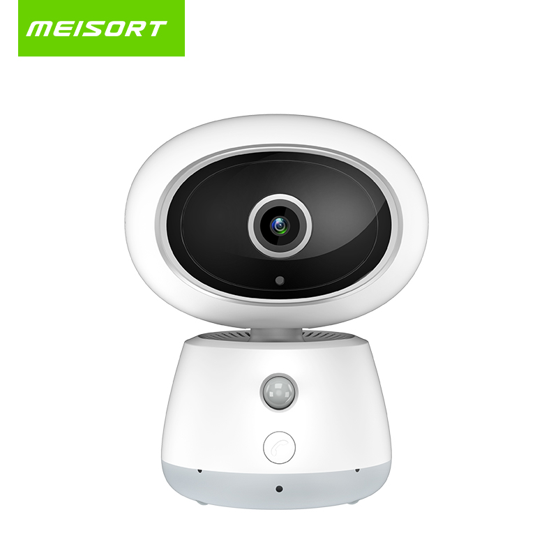 Meisort IP28 IP Camera 1080P HD PIR Sensor Active Call Function Baby Monitor Child Care Smart