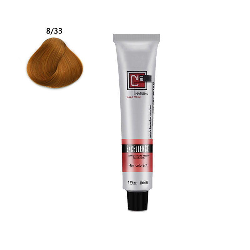 100ml Unisex Hair Professional Long Lasing Salon Dye Cream Permanent  Hair Color Bright Hair Dye Cream