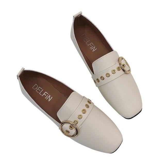 bd8ae044ec Fashion-Women-British-Single-Shoes-Shallow-Mouth-Small -Shoes-Flat-Shoes-Genuine-Leather-Women-Platform-Sandals.jpg_640x640.jpg