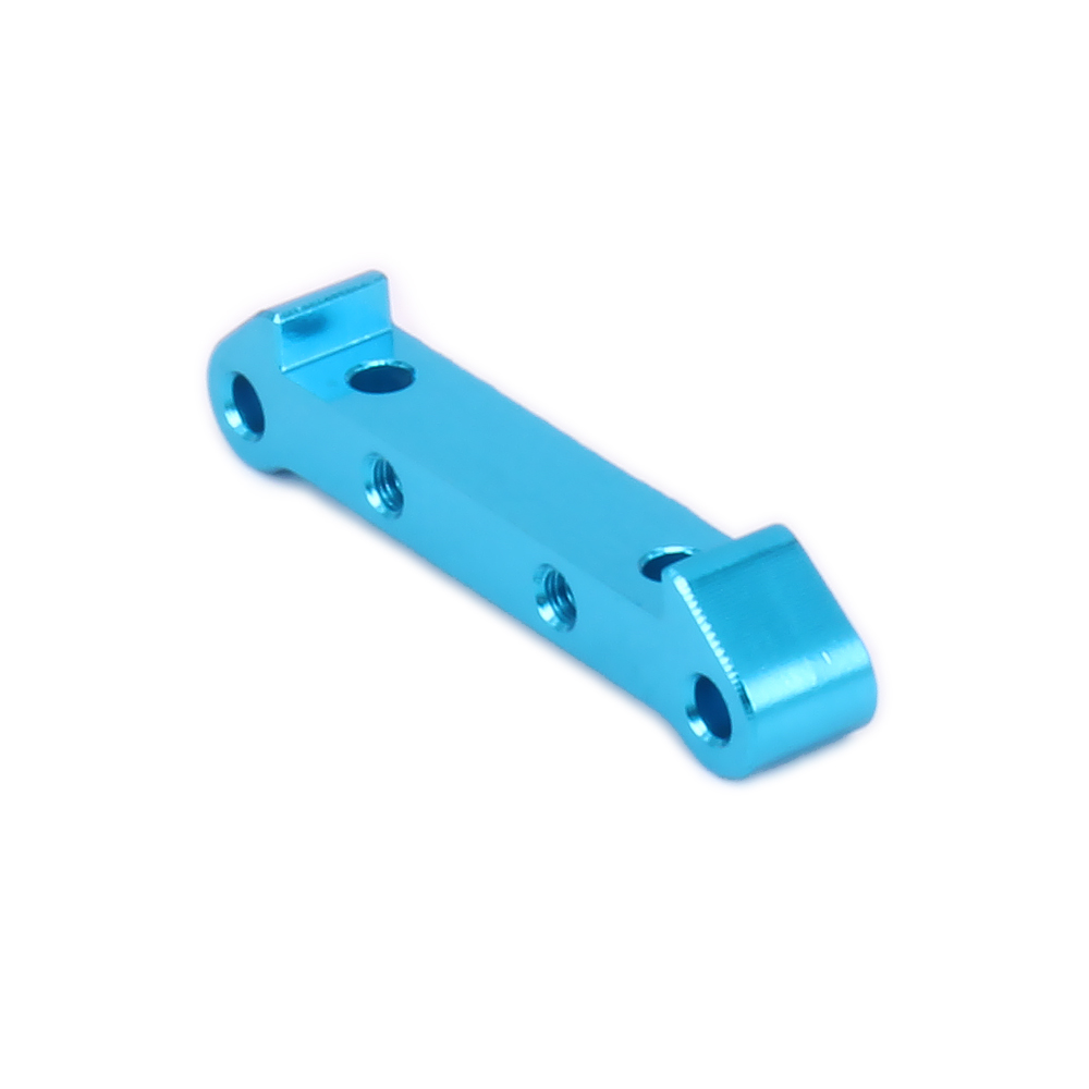 1PC Alloy Front Suspension Arm Mount For Rc Hobby Model Car 1/18 Fs Racing Big Foot Squat Plate Tie Bar Monster Truck 736082