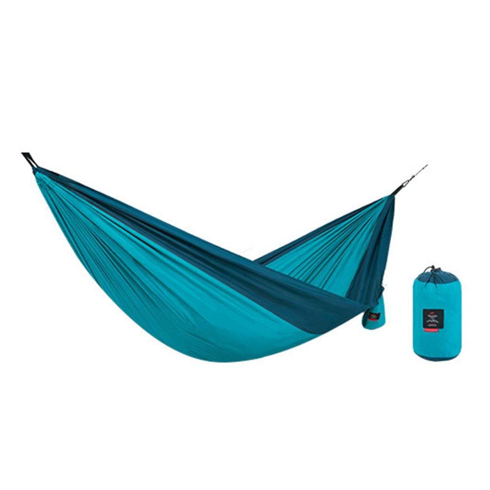 Image 3 - NatureHike Ultralight Hammock Outdoor Camping Hunting Hammock Portable Double person HAMMOCK NH17D012-in Outdoor Tools from Sports & Entertainment