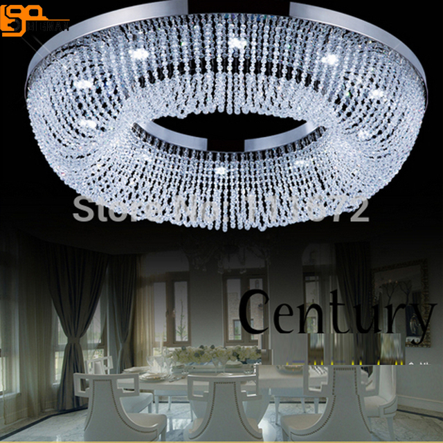 New luxury ceiling chandelier crystal led chandelier light modern new luxury ceiling chandelier crystal led chandelier light modern lighting for shophotel home aloadofball Images