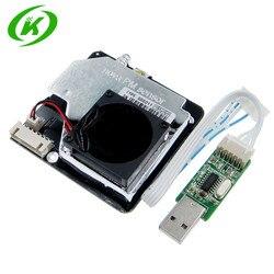Nova PM czujnik SDS011 wysokiej precyzji lasera pm2.5 jakości powietrza czujnik detektora moduł Super pyłu pyłu czujniki  wyjście cyfrowe w Części i akcesoria do drukarek 3D od Komputer i biuro na