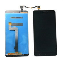 "6.44"" AAA Quality IPS LCD For Xiaomi Mi Max / Xiaomi Mi Max 2 LCD Display Screen Assembly Replacement free tool kits"