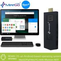 MeeGOPad A02 Remix 2.0 Android 5.1 Mini PC 2 GB RAM, 32 GB Allwinner A83T Octa-núcleo WI-FI Bluetooth HDMI TV BOX Compute Vara
