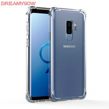 Anti-Knock TPU Case for Samsung S9 Plus A530 A730 A520 Note 8 5 J3 J5 J7 2017 J2Pro 2018 Case For Galaxy S8 Plus S7 Edge C9 Pro(China)
