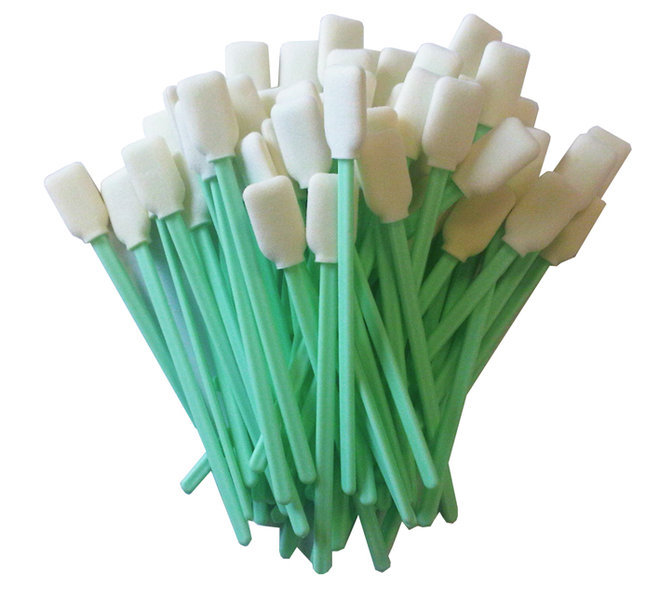 100 pcs  inkjet cleaning swabs for cleaning the heads of large format inkjet printers. Mutoh, Mimaki, for Epson, Mutoh, Roland