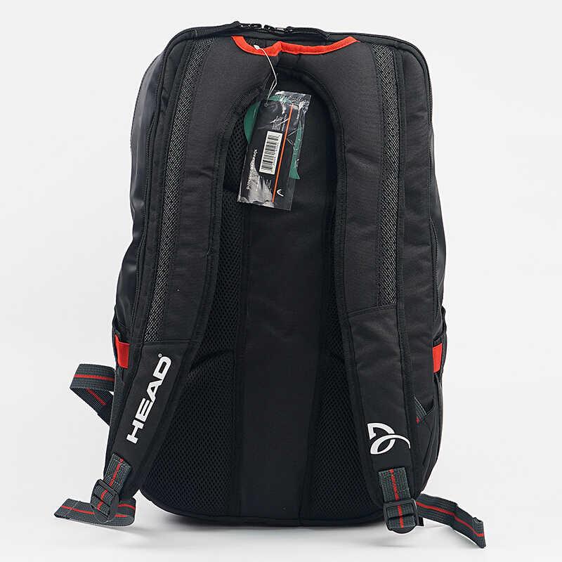 2018 Tennis Bag Djokovic Head Tennis Backpack Tennis Racket Bag Tennis Training Badminton Backpack Raqueta Tenis Head Backpack