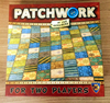Patchwork Board Game For Two Players Funny Party Paper Cards