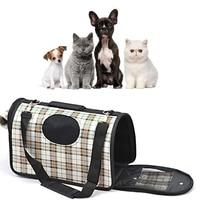Portable Soft Pet Dog Cat Carrier Comfort Travel Shoulder Bag Foldable Crate Cage House Kennel Pet