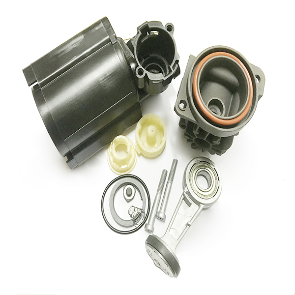 Air Suspension Compressor Cylinder Head and Piston Ring Repair Kit For Audi  A8 D3 Mercedes W220 W211 W221 2203200104