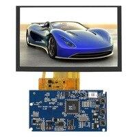 5 800x480 TFT LCD Display RGB LCD Display Module Kit Monitor for car AV Digital Photo Frame industrial control