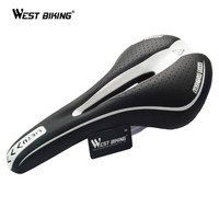 New 2014 MTB Mountain Bike Bicycle Cycling Silicone Skidproof Saddle Seat Silica Gel Cushion Seat VD