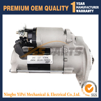 NEW STARTER 28100 78062A 28100 78061 FOR HINO JO5C JO8C ENGINE 24V 4.5KW Alternators & Generators     -
