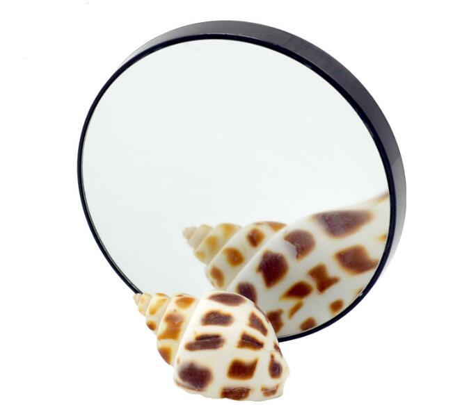 Schönheit & Gesundheit Schminkspiegel Liberal 1 Stücke Make-up Spiegel 10x Vergrößerungs Spiegel Mit Zwei Saugnäpfen Kosmetik Werkzeuge Runde Spiegel Vergrößerung