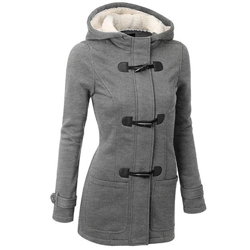 Popular Womens Duffle Coats-Buy Cheap Womens Duffle Coats lots ...