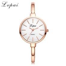 2019 Rose Gold Watches Bracelet Women Fashion Luxury Quartz-Watches Thin Brand Ladies Casual Dress Sport Watch Clock Dropshiping цена