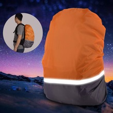 Рюкзак с защитой от дождя светоотражающие водонепроницаемый чехол Открытый Отдых Путешествия непромокаемые пылезащитный Чехлы для мангала рюкзаки