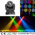 Best quality 10W LED Moving Head Light /RGBW DMX512 Stage Disco Lighting /10W led gobo light/LED lamps (black)