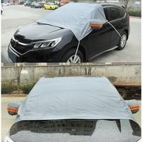 High Quality PEVA Cotton Car SUV Windshield Cover Window Mirror Protector Heat Sun Shade Anti Snow
