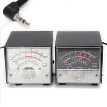 Useful External S Meter/SWR/Power Meter for Yaesu FT-857/FT-897 Metal Case