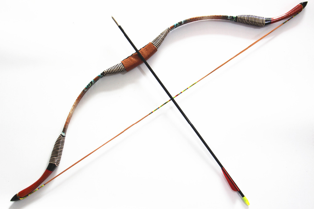 New Children Recurve Bow 12lb Handcraft Fiberglass Arrow Archery Hunting Practice handcraft traditional recurve bow 30lb carbon arrow fiberglass arrow hunting outdoor hunting