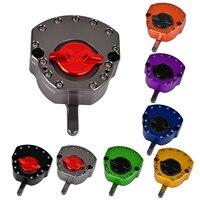 Steering Damper Stabilizer Mount For Honda CBR600RR CB1000 CBR900RR CBR1000RR CBR929 CBR954 F4 F4I GROM MSX 125 CBR 600RR 1000RR
