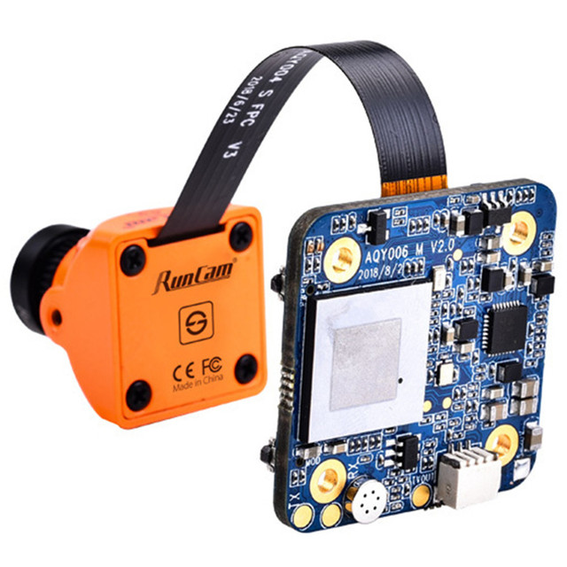 Hot Sales RunCam Split Mini 2 FOV 130-Degree 1080P / 60fps HD Recording WDR FPV Camera NTSC / PAL Switchable For Racing Drone 3