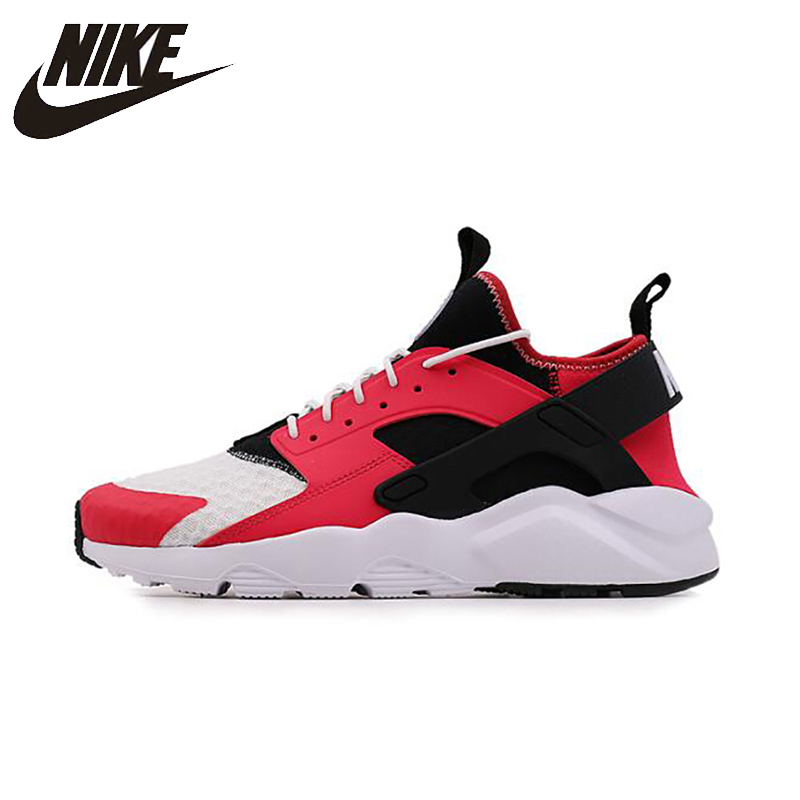 Nike Huarache Run Ultra Original Running Shoes Mesh Breathable Stability Support Sports Sneakers For Men Shoes #819685-603 meri huarache shoes