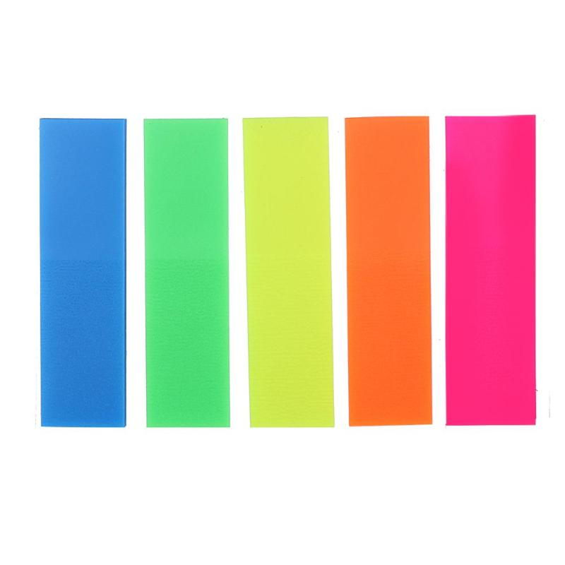 Memo Pads 100pcs Mini Paper N Times Sticky Notes Index Tag Memo Pad Label Tag Bookmark Stickers Sign Planner Message Stationery Supplies Back To Search Resultsoffice & School Supplies
