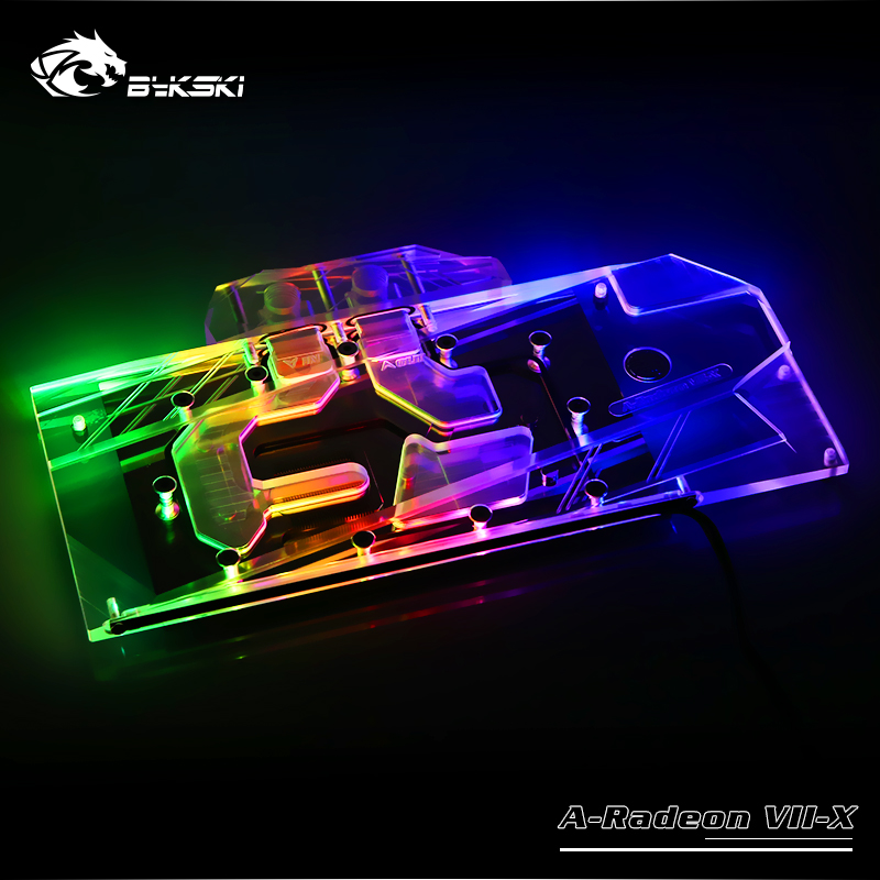 AMD Radeon VII Water Block (6)