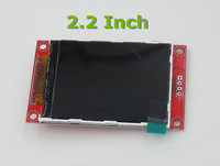 Free Shipping 1pcs 2 2 Inch 240 320 Dots SPI TFT LCD Serial Port Module Display