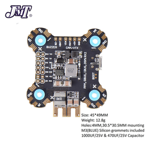 Image 5 - JMT F722 F7 uçuş kontrolörü Betaflight 2 6S OSD 5 V/2A BEC akım 25 V/ 1000uF kondansatör 30x30mm 12.8g RC Drone FPV