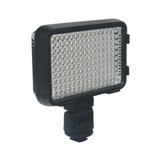 160II 160 pcs Lamp beads Video Light on Camera camcorder for Canon for Nikon DV Camcorder DSLR Wedding with filter