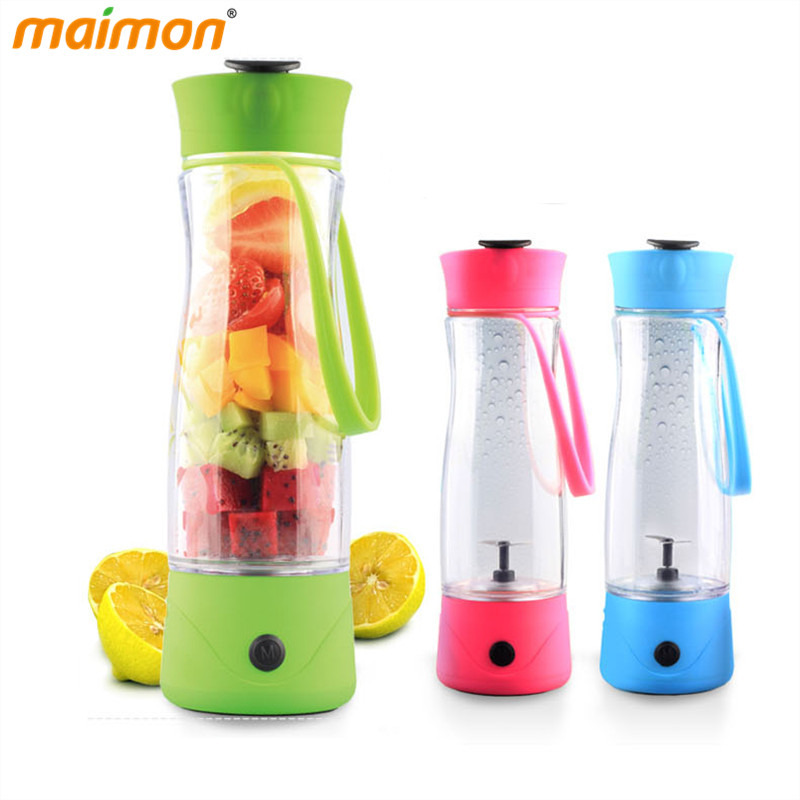 Blender Glass Bottle