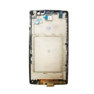 Image 5 - LCD + ramki do LG Spirit 4G LTE H440 H440N H440Y H442 H443 H420 H422 C70 Y70 H445 wyświetlacz ekran dotykowy czujnik Digitizer zgromadzenia