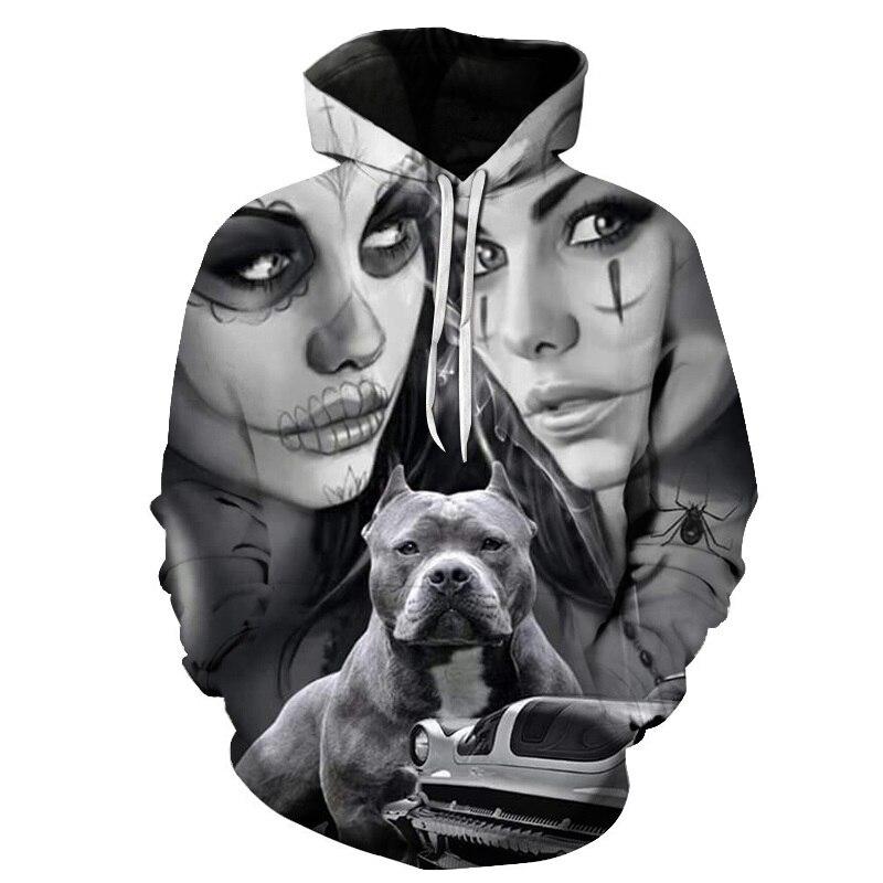 2019 Neuer Stil Graffiti Rasta Affe Ältere Meditation Rafiki Hoodie Männer Frauen 3d Sweatshirts Wizard Clown Öl Orang-utan Druck Mit Kapuze Hoodies Herrenbekleidung & Zubehör