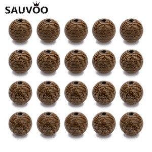 SAUVOO 100pc 8.5mm Fashion Nat