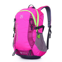 Sports bag Backpacks Camping Hiking Sport Bags Women Men's climbing Outdoor Backpack Hombres Breathable for Unisex travel
