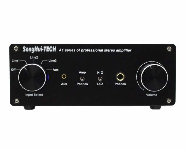 Detail Feedback Questions about I 001 A1 Hybrid Amplifier