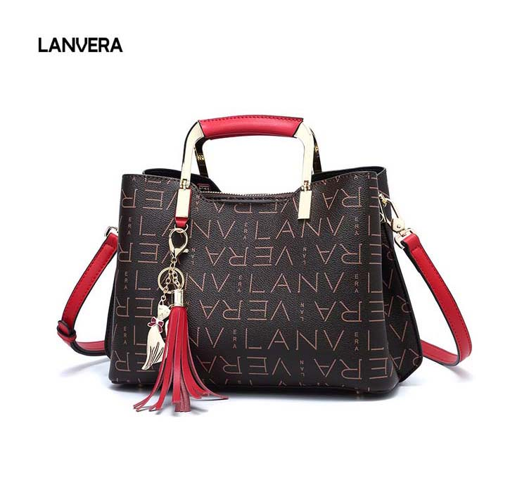 2018 New Fashion Women Handbag Brown Leather Print Shoulder Bag Messenger Messenger Bags Casual Leather Women Bags Free Shipping сумка через плечо women leather handbag messenger bags 2014 new shoulder bag ls5520 women leather handbag messenger bags 2015 new shoulder bag