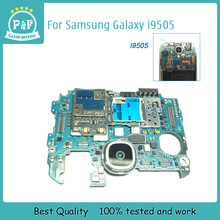 Original Unlocked For Samsung Galaxy S4 i9505 Motherboard Logic Board With Chips