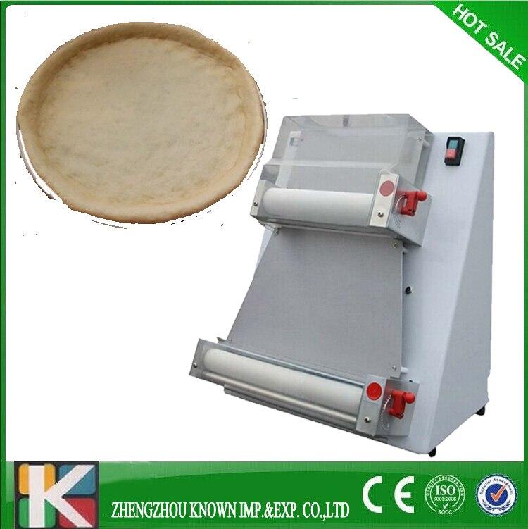 Electric pizza dough press machine for dough making for Food bar press machine