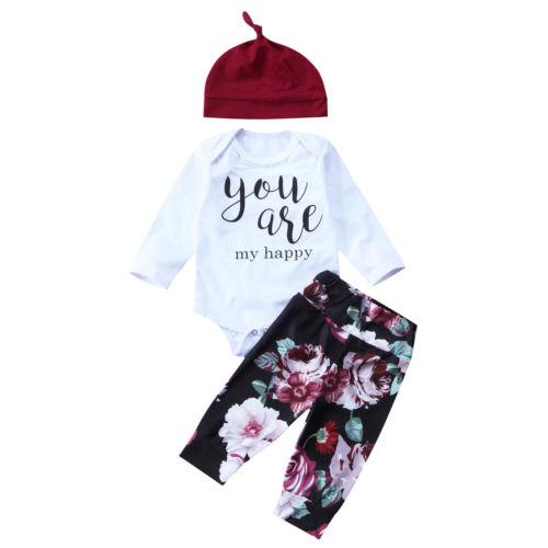 0-18 м для новорожденных Обувь для девочек Одежда для детей буквы хлопок Корректирующие боди для женщин Топы Корректирующие + леггинсы с цвет...