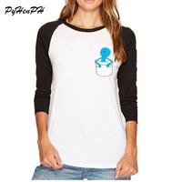 Rick And Morty T Shirt Female Autumn Fashion Cartoon Anime Design T Shirt Women Plus Size