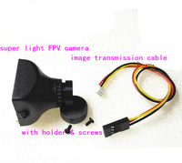 FPV High Definition Super Light 700TVL Camera with Holder 2.8mm Lens for Fixed Wing Airplane Multicopter QAV250 Drones