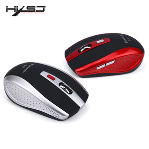 Image 1 - HXSJ Bluetooth 3.0 Wireless Mouse Ultra Thin Wireless Mouse for Windows 7/8.0/8.1/10/for vista,for Android for Mac os